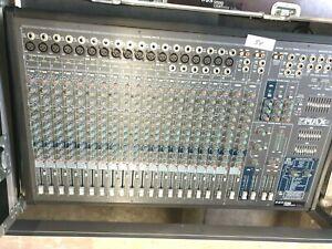 Yorkville Powermax 22 Powermixer - ideal für Bands, ähnlich Dynacord Powermate