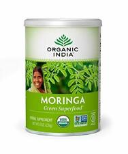 Moringa Powder, Organic India, 8 oz