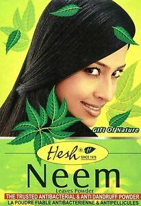 Hesh Neem Organic Powder Medical Grade  Azadirachta indica pure100 gram F&F,UK