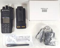 MOTOROLA MOTOTRBO XPR 7580 800/900 MHz DMR Digital Radio XPR7580 AAH56UCN9KB1AN