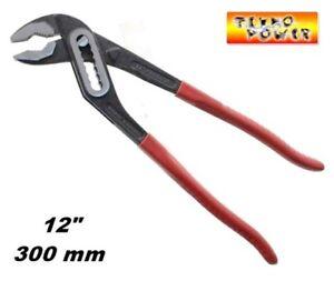 KIPPEN 1019E Pinza Poligrip 250 mm Mango de bicomponente Soft Grip multicolor