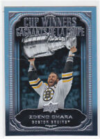20/21 TIM HORTONS..ZDENO CHARA..CUP WINNERS..# CW-12..BRUINS..FREE COMBINED SHIP