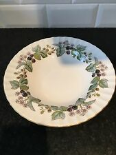 Royal Worcester White Lavinia Rimmed Soup Bowls Perfect For The Holidays! New