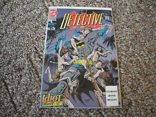 DETECTIVE COMICS #639 FIRST SONIC THE HEDGEHOG #1 BATMAN 1991! MINT!!!