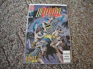 DETECTIVE COMICS #639 FIRST SONIC THE HEDGEHOG #1 BATMAN 1991! MINT!!!