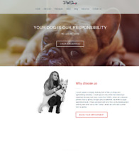 Pet Business Website With 3 Months Free Hosting  10 + Plugins