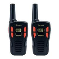 Cobra CXT195 16 Mile 22 Channel FRS/ GMRS Walkie Talkie 2 Way Radios Pair [LN]™