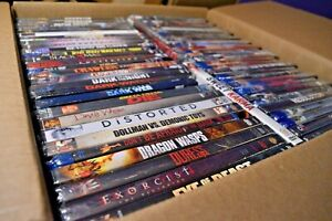 HORROR MOVIE BLOW OUT SALE - ALL BRAND NEW SEALED - YOU CHOOSE! - UPDATED!!