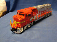 MTH 20-2180-1 SF GP60M DIESEL Locomotive SANTA FE W/PS  Cab #102 FREE SHIPPING