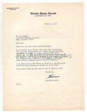 Harrison Schmitt - Nasa Astronaut, Senator - Signed Letter (Tls), 1977