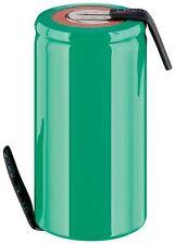 Sub-C 1500mAh Cola de Soldadura Z Batería de níquel-hidruro NiMH 1.2V Cola de Soldadura Z