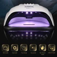 80 W lampe à UV LED lampe UV professionnel lumière du soleil ongles Gel sèche