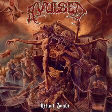 AVULSED - Ritual Zombi CD (Xtreem Music, 2013)  *brutal Death