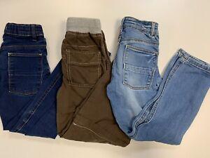 Mini Boden bundle x 3 jeans and cargo pants