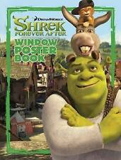Shrek Forever After Window Poster Book by Bonnier Publishing Australia (Paperbac