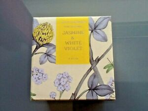 BN Avon Jasmine and White Violet Candle