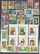 CHRISTMAS Thematic STAMP Collection MINT USED Ref:TT698