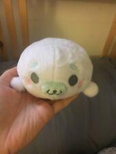 Small Mamegoma Amuse Plush Seal