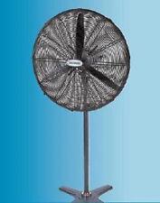 Techpro 762p/3k 750mm 3 Blands Commercial & Industrial Pedestal Fan