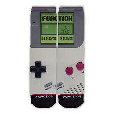 Function - Gameboy Sublimated Crew Socks gamer socks geek socks nerd socks video