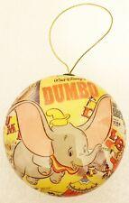 Walt Disney Christmas ornament figurine vintage Dumbo 1977