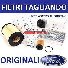 KIT TAGLIANDO 4 FILTRI ORIGINALI FORD FOCUS 3 III / C MAX 2 1.6 TDCi DAL 2011
