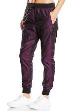 Trendy Nike Woven T2 Pants Trousers Noble Purple Black Size S/M New