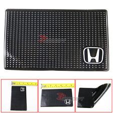 Dashboard Anti Slip Non Slip Sticky Pad Mat Phone Mounts Holder PU For Honda