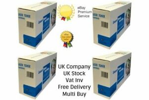 Full Set of Compatible Toner Cartridges For Xerox Phaser Workcentre 6515DNI