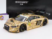 "Minichamps 155161185 # Audi R8 LMS No. 16 Macau Cup 2016 "" M. Lee "" 1:18 NEU"