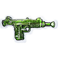 SUPREME Toy Uzi Inflatable Pillow Lime - Dress Authentic Original Giocattolo