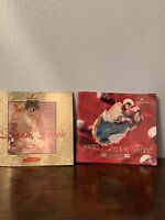 Hallmark Keepsake Ornaments 1998 Dream Book & 1999 Collect Memories Dream Book