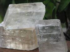 1 x Calcite Iceland Spar Crystal Cube - Omni New Age