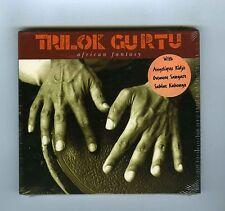 CD (NEW) TRILOK GURTU AFRICAN FANTASY