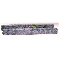 "Armorcast 28mm Resin Terrain ACW027 9"" long walls/quarry rocks Unpainted"
