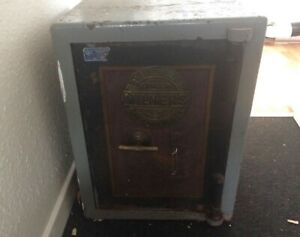 Milner Fire Resistant Safe Heavy Duty With Key