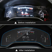 Car Dashboard Screen Protector Clear Center Touch HD Film For Honda CRV 17-18