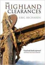 The Highland Clearances, New, Eric Richards Book