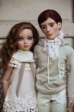 Tonner Ellowyne Braced for mist+A break in the clouds. 2 dolls.