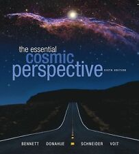 The Essential Cosmic Perspective by Megan O. Donahue, Jeffrey O. Bennett, Nichol