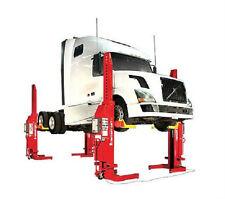 ROTARY MACH SERIES MCH413 HEAVY DUTY Mobile Column Auto Lift– 52,000 lb capacity