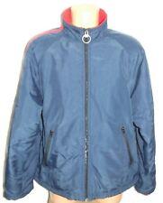 Vintage Rare TOMMY HILFIGER JEANS Winter Nylon Jacket BIG LOGO -  Size Large
