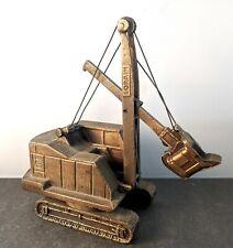 Thew Lorain Shovel Crane Advertising Paperweight Salesmans Sample