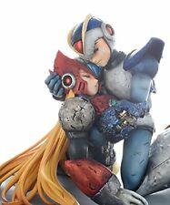 Hobby Japan Rock Man X & ZERO 1/7 Scale  Diorama Figure Megaman