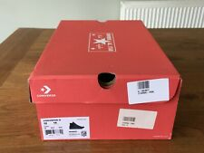 """""""CONVERSE -ALL STAR CHUCK 70 HI"""" RED SHOES EMPTY BOX WITH TISSUE PAPER & MOULDS"""