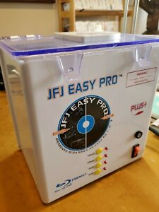 JFJ Easy Pro Disc Cleaner And Repair System  MACHINE ONLY, NO PADS OR CREAM!!!