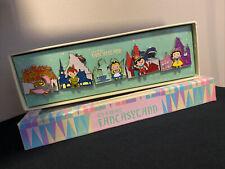 Disneyland Its A Small Fantasyland Characters Five Pack Disney Pin Set Le 500