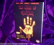 THE HAND OF SATAN by Carl Nagel. Starlight Books, Finbarr, Occult, Black Magic