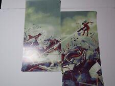 AKIRA Lithograph Signed Print Set by Chris Skinner #225 (Not Mondo)