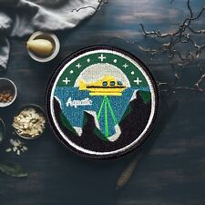 The Life Aquatic Submarine Patch (Free Shipping US)
